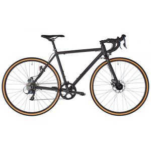 FIXIE Inc. Floater Race 8S Disc Street, black Vélos de ville