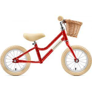 """Creme Mia Vélo Push 12"""" Enfant, red polka Vélos enfant & ado"""