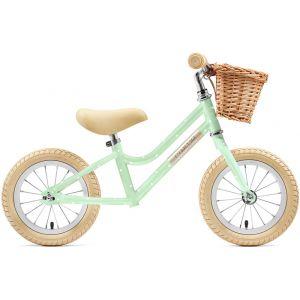 """Creme Mia Vélo Push 12"""" Enfant, pistachio polka Vélos enfant & ado"""