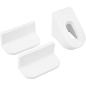 Cycloc Super Hero Support pour vélo, white Supports de rangement