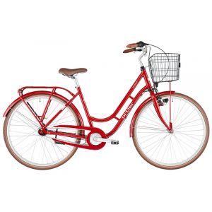 Ortler Copenhagen 7 vitesses Femme, candy red Vélos de ville