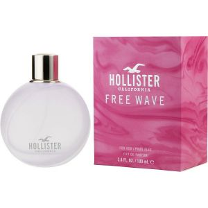 Free Wave - Hollister Eau De Parfum Spray 100 ml