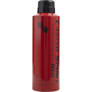 Casino Sport Red - Casino Perfumes Spray pour le corps 170 g