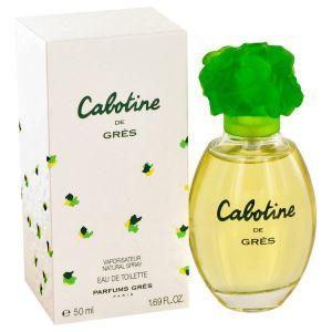 Cabotine De Parfums Grès Eau De Toilette Spray 50 ML