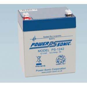 Batterie 12V rechargeable 4.5AH - POWER SONIC PS-1242GB