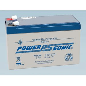 Batterie 12V rechargeable 7.0AH - POWER SONIC PS-1270GB