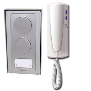 Interphone audio SURF anti-vandale GOLMAR - GAS 1220SII