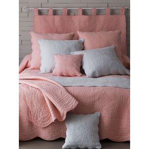 Tête de lit Baillargues - Couleur 140X65, 160X65, 90X65 - Taille Rose