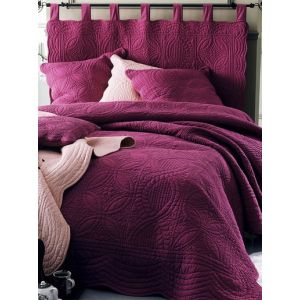 Tête de lit Baillargues - Couleur 140X65, 160X65, 90X65 - Taille Violet