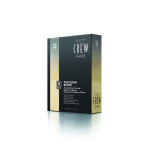 American Crew-Precision Blend- Coloration Cheveux- 3x40ml-Light 7-8 Claire