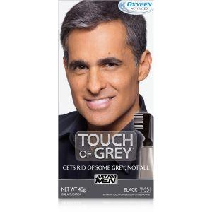 Coloration Cheveux Homme Gris Noir