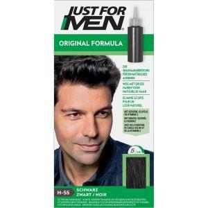 Coloration Cheveux Homme Noir Naturel