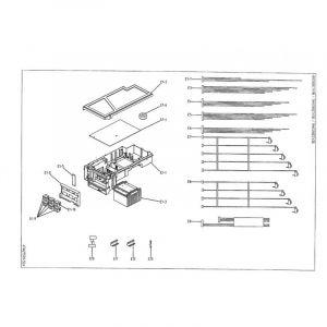DAIKIN CARTE ÉLECTRONIQUE POUR MACHINE 5MKS90E7V3B