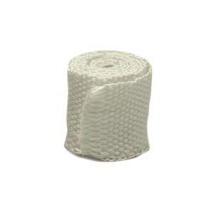 Bande thermique collecteur ACOUSTA-FIL 50mm x 7,5m 550°C blanc