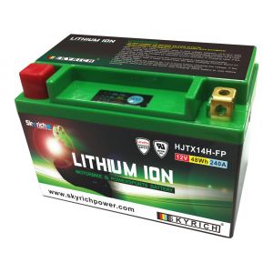 Batterie Lithium Skyrish YTX14-BS / HJTX14H-FP