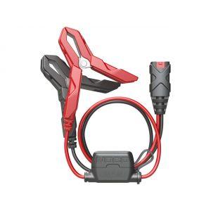 Câble chargeur de batterie NOCO X-Connect pince crocodile 60cm
