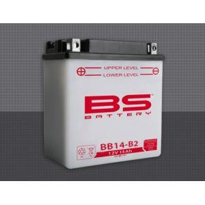 Batterie BS BB14-B2 / YB14-B2 / YB14B2