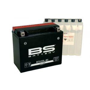 Batterie BS BTX20L-BS / YTX20L-BS / YTX20LBS