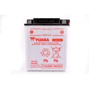 Batterie Yuasa YB14-B2 / YB14B2