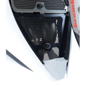 Protection de collecteur noire R&G CBR1000RR / ABS / SP (12-16)