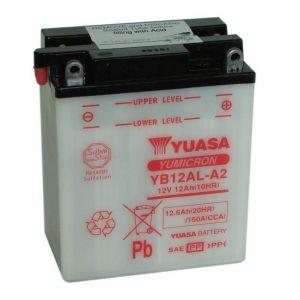 Batterie Yuasa YB12AL-A2 / YB12ALA2