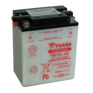 Batterie Yuasa YB14L-A2 / YB14LA2