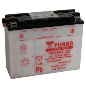 Batterie Yuasa YB16AL-A2 / YB16ALA2