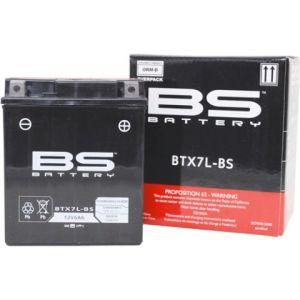 Batterie BS BTX7L-BS / YTX7L-BS / YTX7LBS