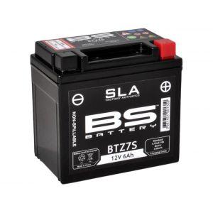 Batterie BS SLA BTZ7S / YTZ7-S / YTZ7S Activée Usine