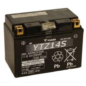 Batterie Yuasa YTZ14S / YTZ14-S