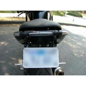 Support de plaque + kit réglable AEROLED Speed Triple 1050 (2008-2010)