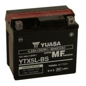 Batterie Yuasa YTX5L-BS / YTX5LBS