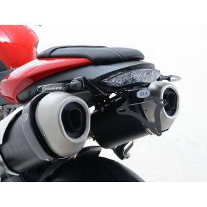 Support de plaque R&G Speed Triple 1050 R / S (16-19)