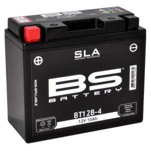 Batterie BS SLA BT12B-4 / YT12B-4 / YT12B4 Activée Usine