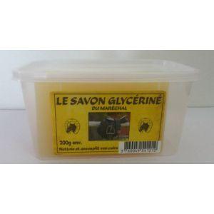SAVON GLYCERINE DU MARECHAL pour sellerie 400 g