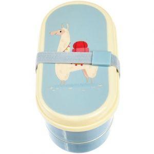 Lunch box ovale Dolly le lama REX