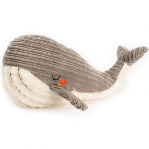 Peluche Adam la baleine grise (22 x 15 cm) Amadeus