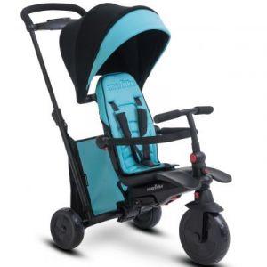 Tricycle évolutif 7 en 1 pliant smarTfold 500 bleu smarTrike