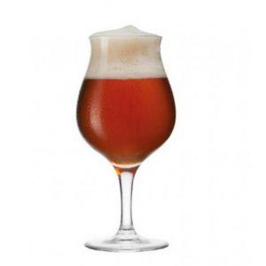 Coffret 2 verres à bière sur pied 33 cl Taverna, Léonardo