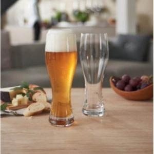 Coffret de 2 verres à bière blonde Taverna, Léonardo
