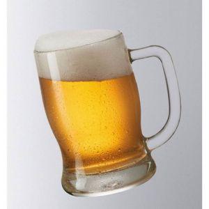 Coffret de 2 chopes à bière 33 cl Taverna, Léonardo