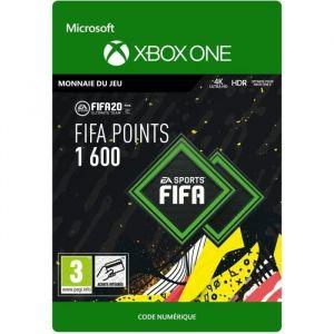 1600 Points FIFA pour FIFA 20 Ultimate Team™ - Code de Téléchargement pour Xbox One