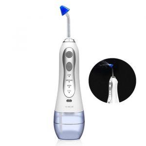 TD® aspirateur nasal mouche bebe electrique adulte rechargeable usb lavage nez enfant seringue nettoyage rincage irrigation nettoyeu
