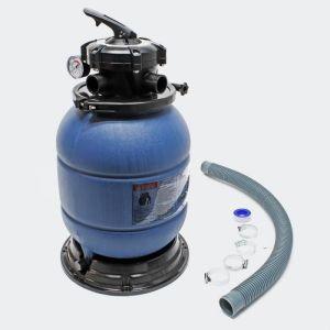 Filtre à sable et particules Cuve filtrante Pool Piscine Hors-sol Filtration - 51792