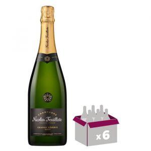 Champagne Nicolas Feuillatte Grande Réserve Brut 75cl