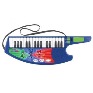LEXIBOOK - PYJAMASQUES - Clavier Guitare Electronique - LEXIBOOK - PYJAMSQUES - Clavier - Enfant - A partir de 2 ans