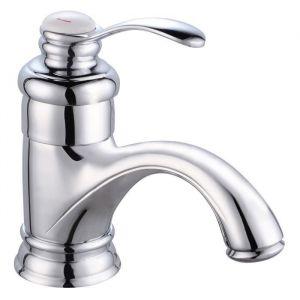 ROUSSEAU Mitigeur lavabo BYRON chromé