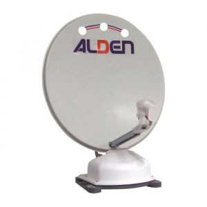ALDEN Antenne Satellite Automatique Orbiter 65 Démodulateur Satmatic-HD Fransat