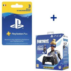 Pack PlayStation : FIFA 20 + Abonnement 3 Mois au PS+
