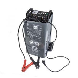 MANUPRO 700 Chargeur de batterie - Booster de démarrage - 40A 1400 W 12/24V